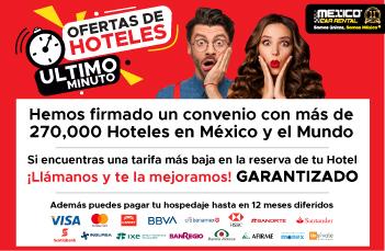 Promociones de Mexico Car Rental
